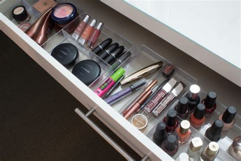 clever makeup organizers storage ideas  small