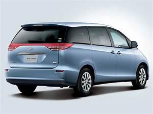 Toyota Estima    Previa Spezifikationen  U0026 Fotos