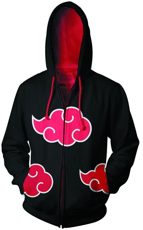 akatsuki sweater previewsworld akatsuki clouds hoodie med c 1 1 2