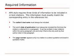 APA In Text Citations Apa Works Cited Page Website Website With No Author 04212015 Facebook Reference Cited At The Oviatt APA In Text Citations