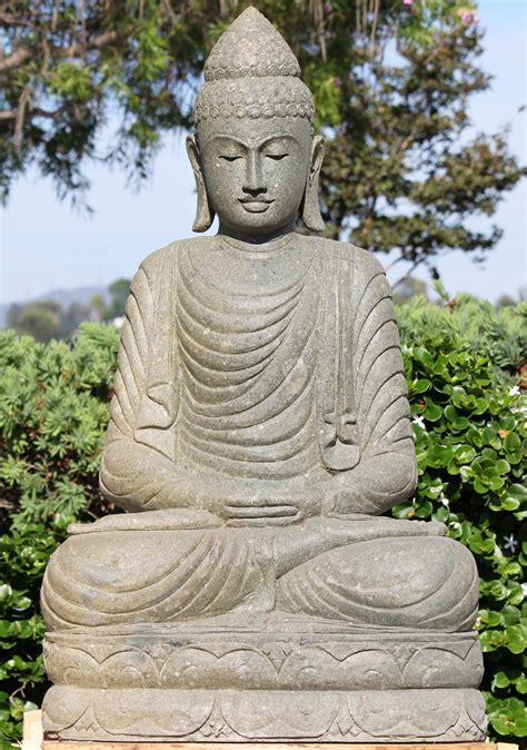 """Circa 450 bce) is the individual whose teachings form the while the ultimate aim of the buddha's teachings is thus to help individuals attain the good life, his analysis of the source of. SOLD Stone Meditating Garden Buddha Carving 47"""" (#116ls614): Hindu Gods & Buddha Statues"""