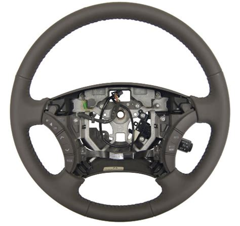 toyota camry steering wheel dark charcoal gray