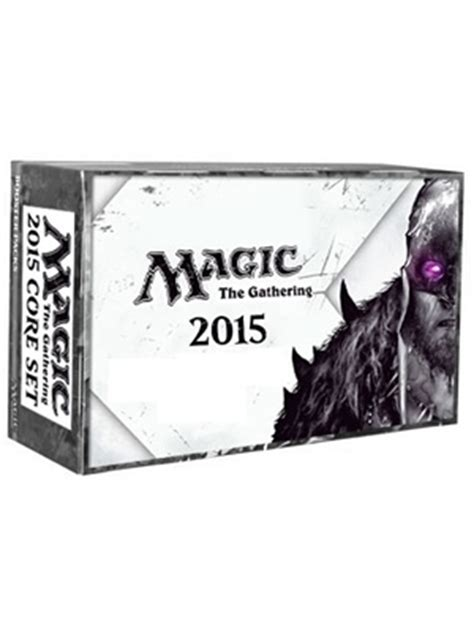 Mtg Deck Builder Toolkit 2015 Contents by Magic 2015 M15 Boosters Pack Magic 2015 M15