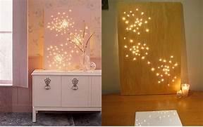 Diy Wall Canvas Ideas by Light Bright Constellation DIY Wall Art Decoist