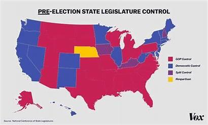 State Republican Party States Legislatures Landslide Democrats