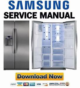 Samsung Rsg257aars Service Manual  U0026 Repair Guide