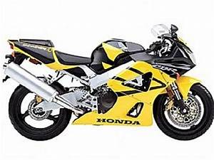 2000 Honda Cbr929rr Fireblade Motorcycle Service  U0026 Repair