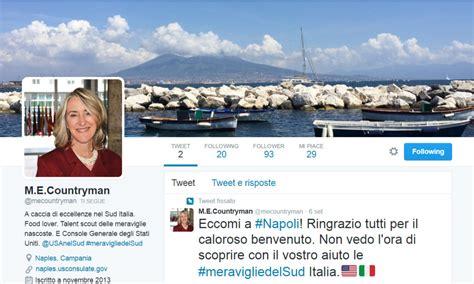 Consolato Stati Uniti Napoli by Benvenuta Countryman Nuova Console Generale