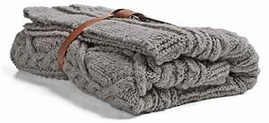Plaid En Grosse Maille : des mod les de tricot au point irlandais la malle aux mille mailles ~ Teatrodelosmanantiales.com Idées de Décoration