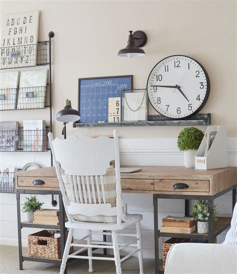 Best Farmhouse Style Office Most Effective