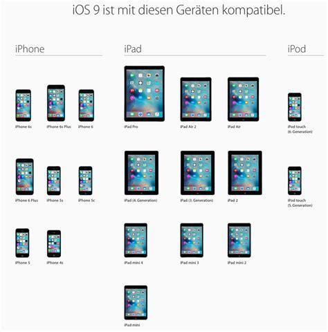 iOS 9 Diese Geräte sind kompatibel › Macerkopf