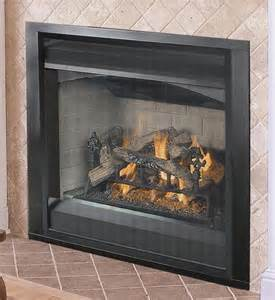 Direct Vent Gas Log Fireplace