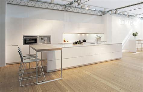 spanish company kitchens santos returns  eurocucina