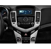 Image 2011 Chevrolet Cruze 4 Door Sedan LTZ Temperature