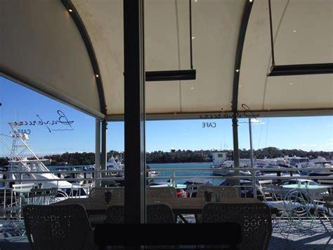 St George Motor Boat Club Bistro Menu by Baybreeze Cafe Sans Souci Sydney