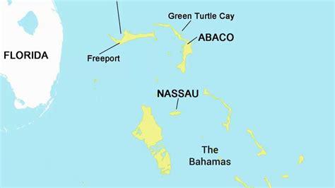map of nassau bahamas pros cons of nassau youtube