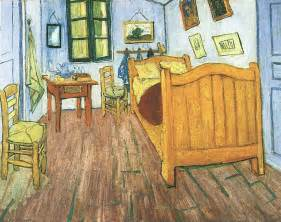 vincent van gogh  paintings vincents bedroom  arles
