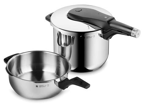 WMF Perfect Pro 6.5 & 3 quart Pressure Cooker Combo