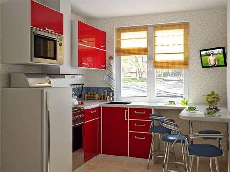 kitchen cabinets small spaces cocinas modernas peque 209 as estilos y dise 209 os hoy lowcost 6389