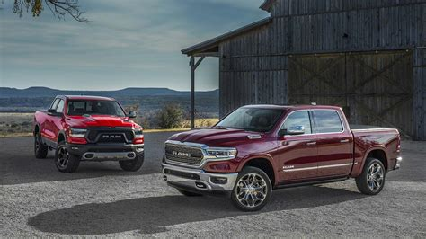 2019 Ram 1500 Pickup Goes Official With 48volt Mild