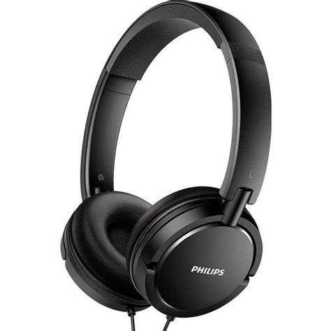 philips shl headphone black coins shopy