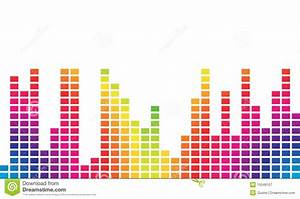 Colorful music volume stock vector. Illustration of ...  Volume