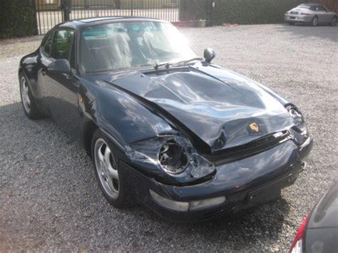 porsche 993 kaufen 911 993 coupe unfallwagen porsche