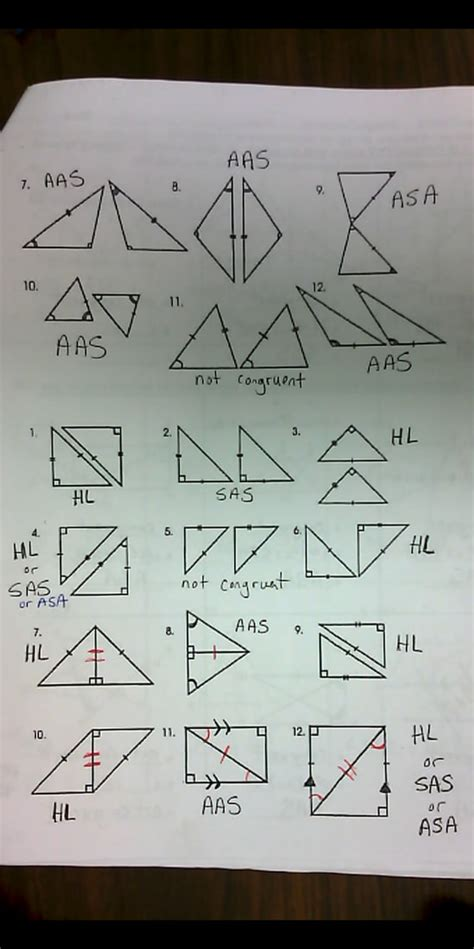 How to use cpctc (corresponding parts of congruent triangles are congruent), why aaa and ssa does not work as congruence shortcuts how to use the hypotenuse leg rule for right. Blog Archives - MRS. REDMOND'S MATH BLOG & DISTANCE LEARNING