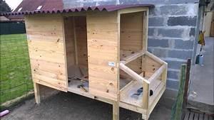 Construire Un Poulailler En Bois : comment construire poulailler simple ~ Melissatoandfro.com Idées de Décoration