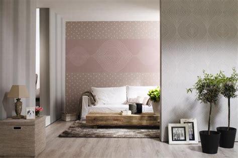 Muster Tapete Wohnzimmer Faszinierend Auf Kreative Deko