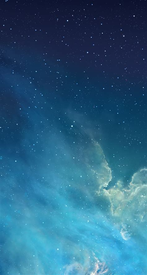 HD wallpapers ios 7 wallpaper night sky