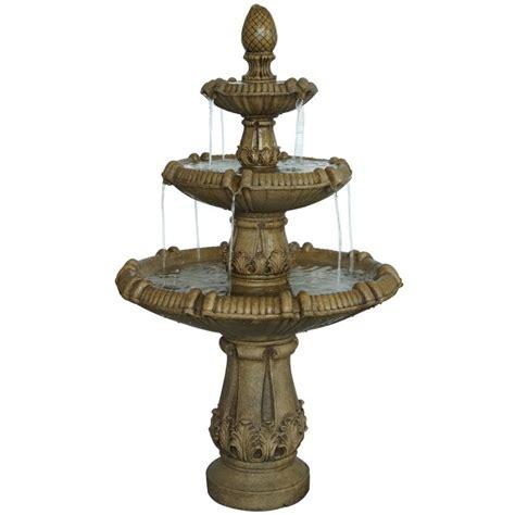 Exterior Top 16 Contemporary Outdoor Water Fountains