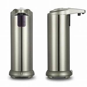 Automatic Sensor Liquid Soap Sanitizer Dispenser The Hands
