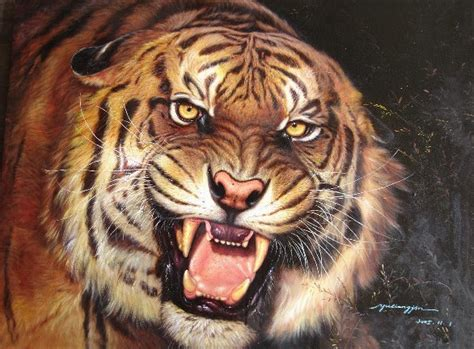 famous animal paintings