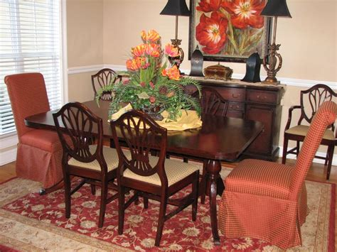 duncan fife dining room set   piece dining room