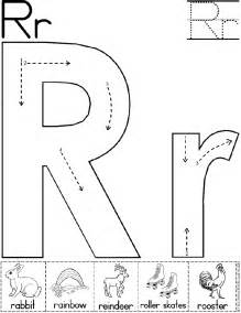 Printable Preschool Worksheets Letter R