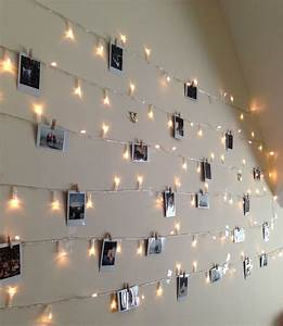 Hang, In, Room, Use, Mini, Clothes, Pegs, To, Hang, Photos, From, Them