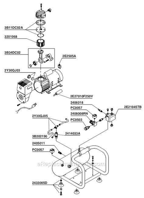 Senco 1/2 HP Electric Air Compressor | PC1010