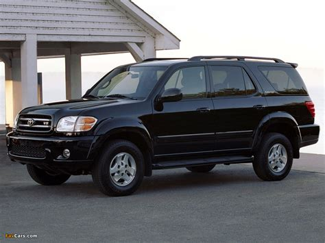 Toyota Sequoia Limited 2000–05 Pictures (1024x768