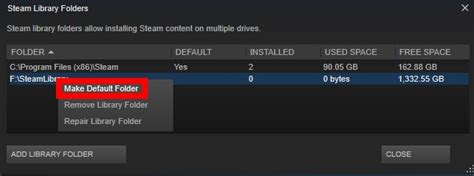 How To Change Where Steam Installs Your Pc Games