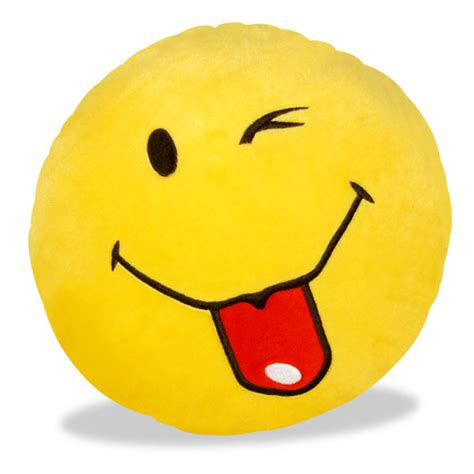 Huggable Smiley Face Cushion at Best Prices in India