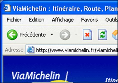 Via Itinéraire Michelin by Pc Astuces Pr 233 Parer Un Itin 233 Raire