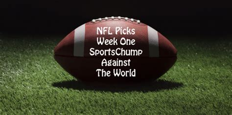 Nfl Pick Em Contest Archives  Sports Chump