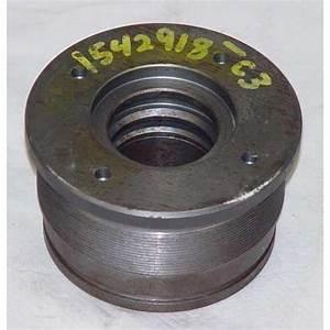 Case 580k  U0026 580sk Backhoe Boom Cylinder Gland