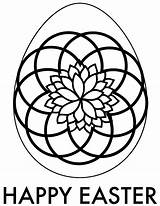 Easter Coloring Pages Adult Egg Printable Downloads sketch template