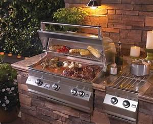 Grill Für Outdoor Küche : einbaugasgrill aurora von fire magic bild 8 sch ner wohnen ~ Sanjose-hotels-ca.com Haus und Dekorationen