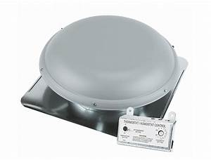 Roof-mount Power Attic Vents
