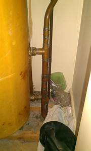 No Hot Water  Rads Fine  Open Vented System