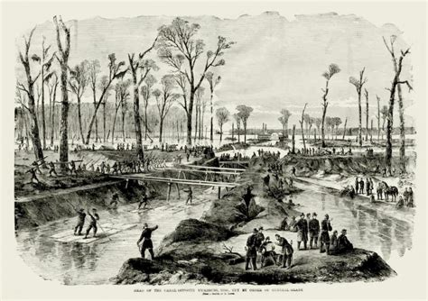 siege canal dvids images the engineers at vicksburg part four