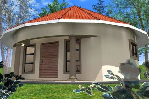 ranch style homes with open floor plans free rondavel house plans home deco plans